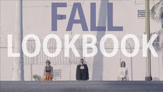✦   2015  FALL  LOOKBOOK  ✧