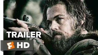 The Revenant Official Teaser Trailer #1 (2015) - Leonardo DiCaprio, Tom Hardy Movie HD