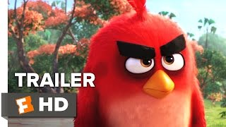 The Angry Birds Movie Official Teaser Trailer #1 (2015) - Peter Dinklage, Bill Hader Movie HD