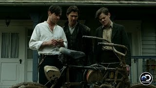 Ours Needs to Be Bigger, Stronger and Faster | Harley and the Davidsons