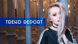 ☂ Trend Report: Light up Shoes, Peel off Makeup + More