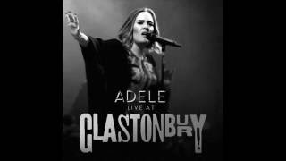 Adele - Water Under the Bridge - Glastonbury Festival 2016