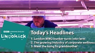 Learn words from the news: upside, catching their breath, dexterity